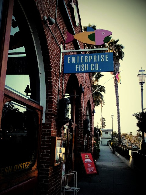 Enterprise fish co santa barbara restaurants hotels for Enterprise fish company