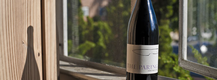 Wine Of The Week: 2009 Paring Pinot Noir