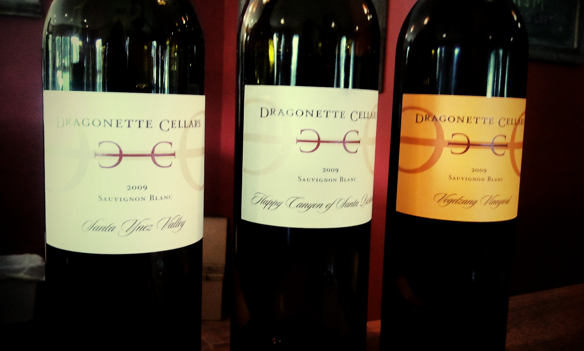 Dragonette Cellars Santa Barbara Restaurants Hotels