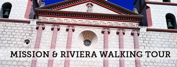 Santa Barbara Mission And Riviera Walking Tour
