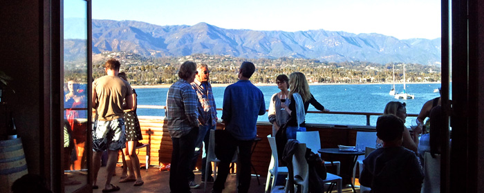 Coolest Summer Wine Tasting: Deep Sea, Santa Barbara