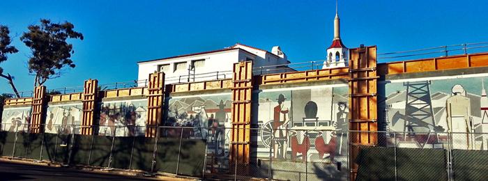 Santa Barbara Mural Victoria Chapala