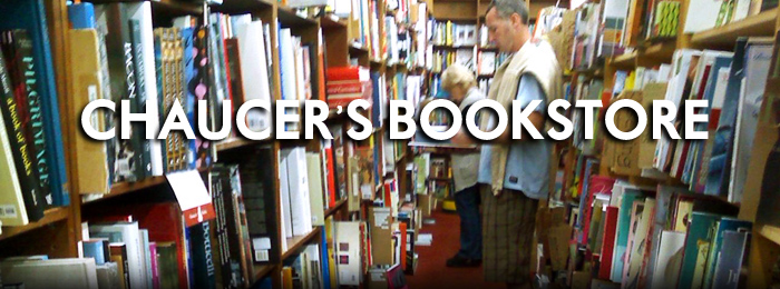 Pico Iyer On Chaucer's Bookstore