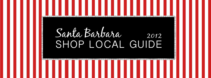 2012 Santa Barbara Shop Local Guide