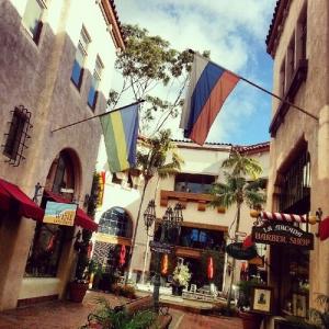 La Arcada, Santa Barbara