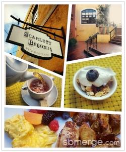 Scarlett Begonia Santa Barbara Restaurants