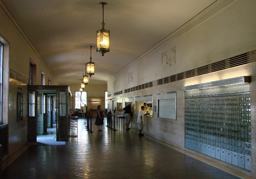 Post Office, Santa Barbara