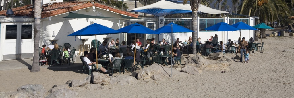 Shoreline Beach Cafe, Santa Barbara