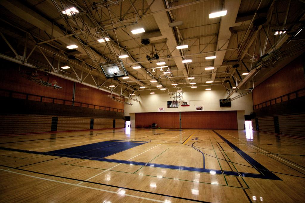UCSB Basketball Court
