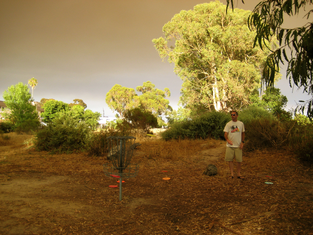 Isla Vista Disc Golf Course