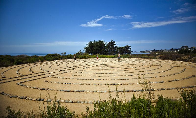 UCSB Labyrinth