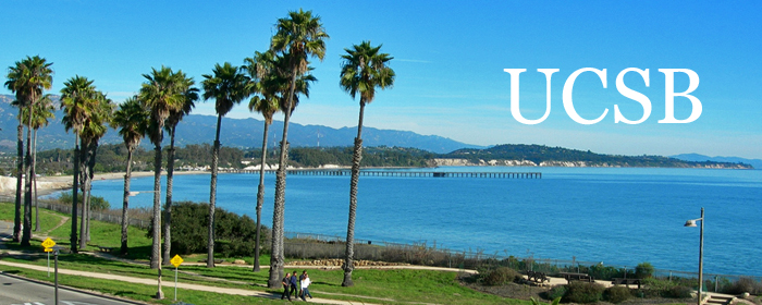 UC Santa Barbara – A Beautiful Place To Learn