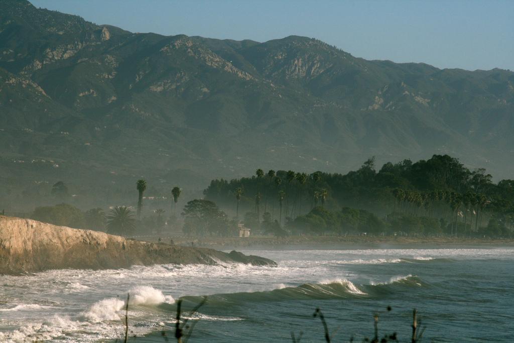 Goleta Beach from UCSB