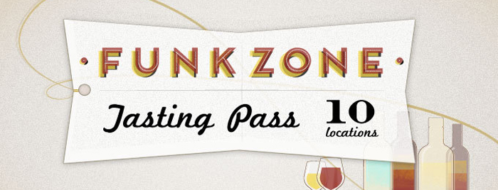Funk Zone Tasting Pass