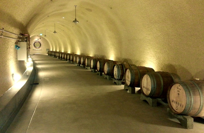 Presqu'ile Winery Wine Cave, Santa Maria