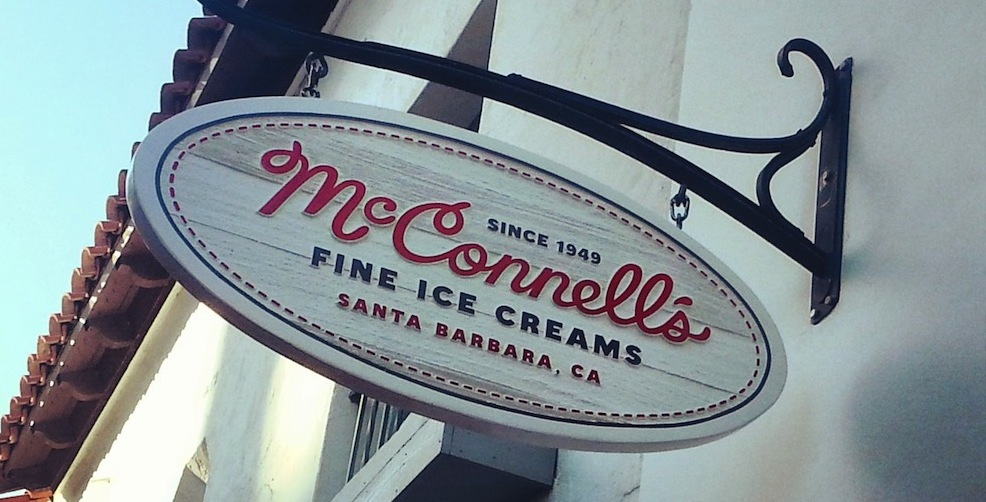 McConnell's, State Street, Santa Barbara