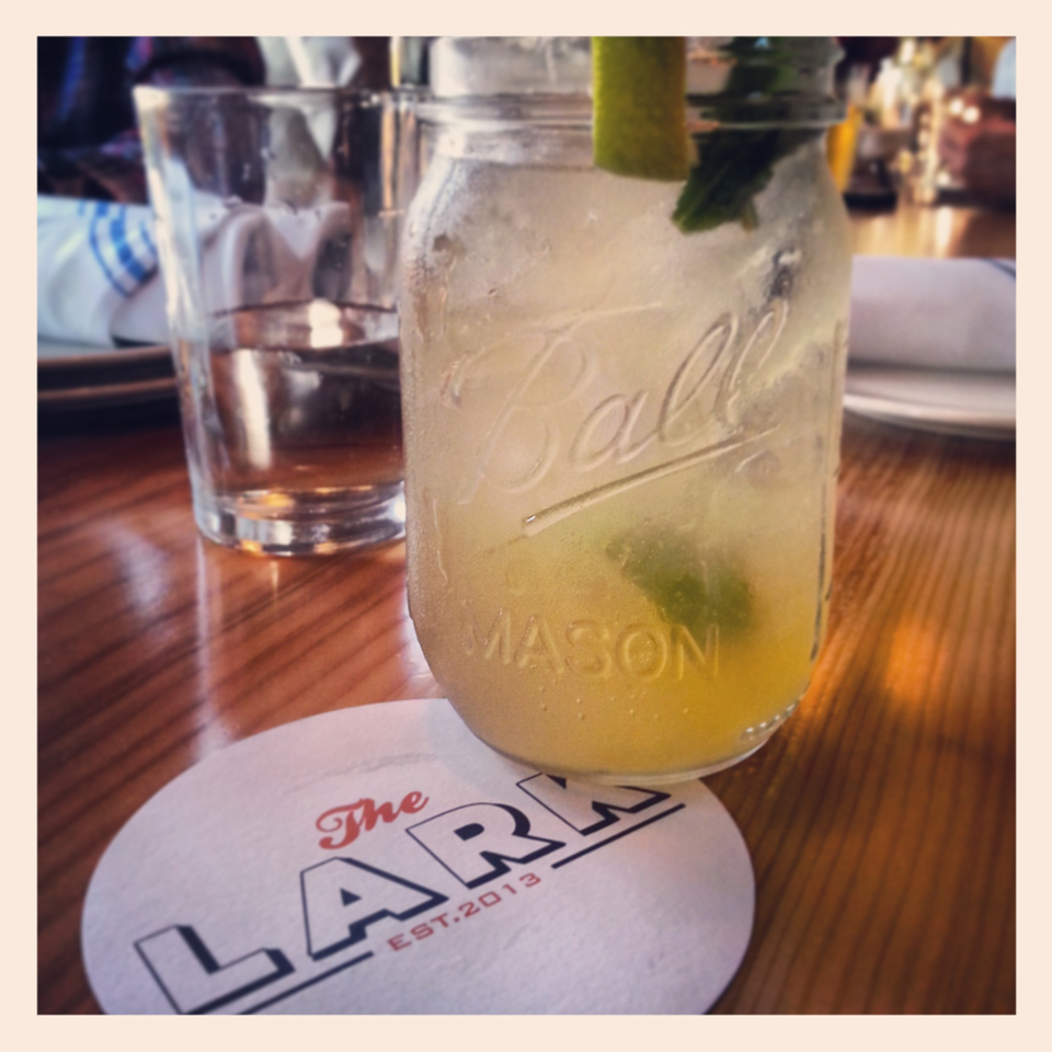 Moscow Mule - The Lark, Funk Zone Santa Barbara