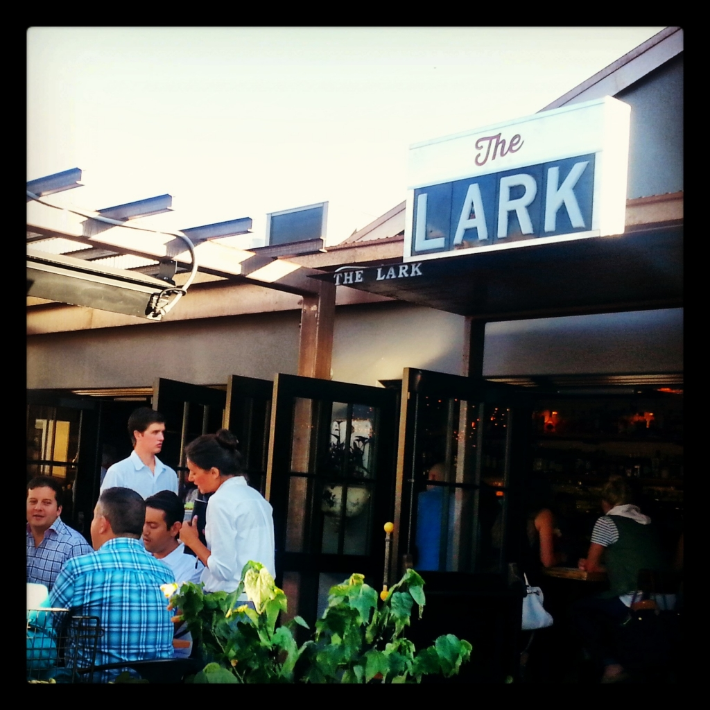 The Lark, Funk Zone Santa Barbara