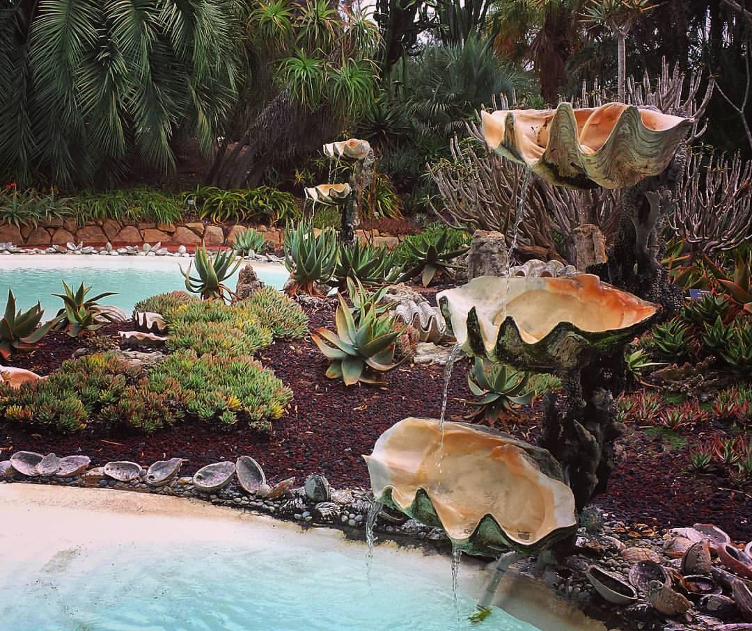 Lotusland, Santa Barbara