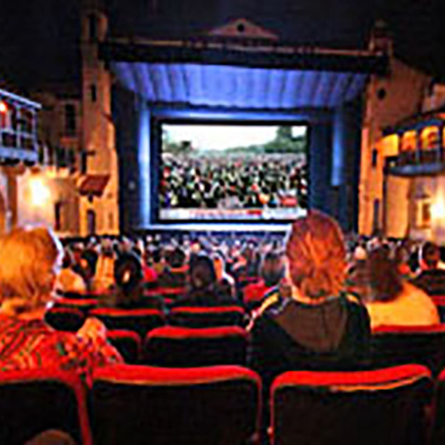Santa Barbara Movie Theaters